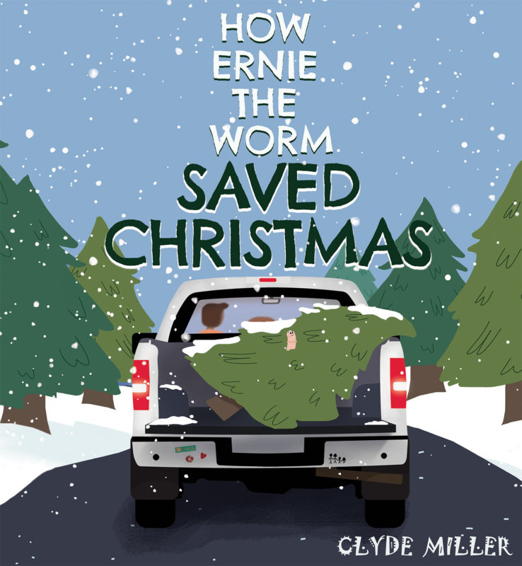 How Ernie the Worm Saved Christmas